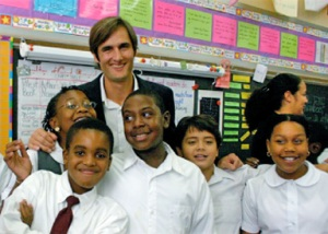 Charles Best, founder of DonorsChoose.org
