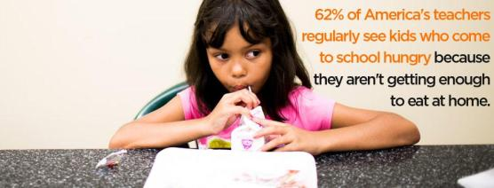 Child Hunger in America