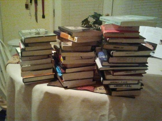Cumulative Exam books